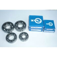 NEW BALL BEARINGS SET (SLOVAKIA MADE) - ENGINES JAWA 350/354,360,361 + 350 PERAK