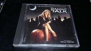 STRAIGHT TALK MOVIE SOUNDTRACK CD