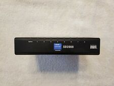 Cisco  Small Business Linksys SD2008 ver3 8Port Gigabit Network Unmanaged Switch