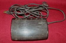 Singer Sewing Machine Foot Pedal Speed Control Genuine OEM 4-Prong 618811-007