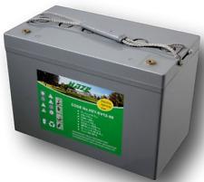 Batteria HAZE - HZY GEL 12V 80 Ah  - Per  Impianto Solare e Auto elettriche