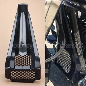 Motorcycle Chin Spoiler Scoop For Harley Street Glide 09-13 Road Glide/King FLHP