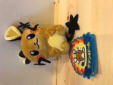 Dedenne Pokedoll Pokemon Plush Toy NWT