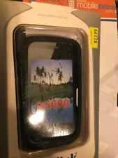 Samsung S5660 Gio Silicon Case in Black SCC6436BK Brand New Sealed Original pack