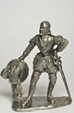 Lead soldier toy,Philip 2 King of Spain,collectable,gift idea,decor,handmade