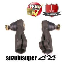 Set of 2 Nissan Patrol GQ Front Tie Rod End Kit 1992-1997 Quality Replacement