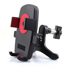 Lescars Halterung in Schwarz für Handys und PDAs