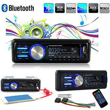 Bluetooth Car Stereo In-Dash FM/Aux-In/SD/USB/MP3 Radio Player For iphone/ ipod