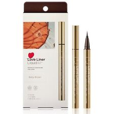 MSH Love Liner Liquid Super Fine Waterproof Eyeliner 0.55ml RenewPack_Baby Brown
