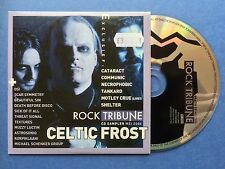 ROCK TRIBUNE CD Sampler 2006 - CELTIC FROST, Motley Crue etc 18 Piste Promo