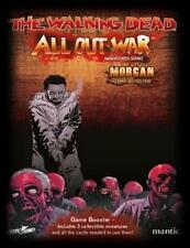 THE WALKING DEAD ALL OUT WAR - MORGAN GAME BOOSTER - MANTIC - 1ST CLASS NEXT DAY