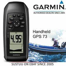 Garmin GPS 73 Handheld GPS Navigator│Floating│SailAssist│IPX7 Waterproof│Marine