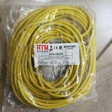 Htm Sensors R-Fa4Tzv075 Connecting Cable W/O Led 5M