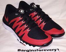New Nike Free Trainer 5.0 V6 AMP - Size 9 - Georgia Bulldogs - 723939-005