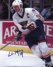 WAYNE GRETZKY #5 REPRINT AUTOGRAPHED SIGNED 8X10 PICTURE PHOTO OILERS BLUES