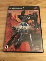 Armored Core 2 (Sony PlayStation 2, 2000) PS2 CIB COMPLETE!
