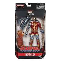 New: Marvel Legend Series Deadpool DEATHLOCK Action Figure