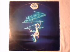 REAL THING Can you feel the force lp ITALY SEXY COVER MINT - RARISSIMO VERY RARE