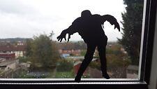 Scary ZOMBIE Spooky Car/Bike/Window/Wall/Laptop Halloween Vinyl Decal Sticker