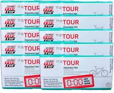 Ten (10) REMA Touring Bicycle Tube Patch Repair Kits TT01 (21)  - Small TT O1