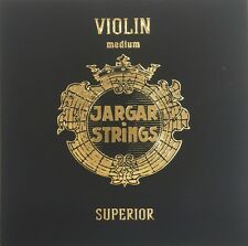 Genuine Jargar SUPERIOR Violin String  Set 4/4  --Medium Gauge