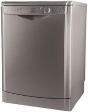 Indesit DFG 15B1 S Ecotime Dishwasher - Silver