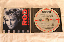 ROD STEWART - CAMOUFLAGE RARE TARGET CD WEST GERMANY CASE SMOOTH EDGES