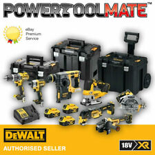 Dewalt DCK755P3T 18V Brushless 7 Piece Tool Kit With 3 x 5.0Ah Batteries, Charge