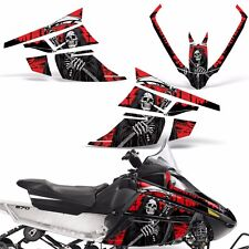 Decal Graphic Kit Arctic Cat F Series Z1 Sled Snowmobile Accessories Wrap REAP R