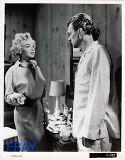 Marilyn Monroe Joseph Cotten Niagra VINTAGE Photo