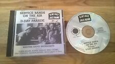 CD VA Service Bands On The Air Vol.1 : D-Day Parade (24 Song) VINTAGE JAZZ BAND