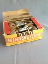 Sheperd Minicastors Set Of 4