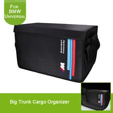 Trunk Organizer for BMW M Sport  x1x3x5 Collapsible Cargo Storage Container Bag