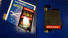 1981 MATTEL  INTELLIVISION SPACE HAWK  USED  OPENED