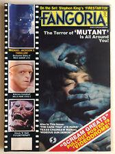 FANGORIA Magazine # 34 Scream Greats POSTER #9 HORROR 1984 Videodrome Thriller