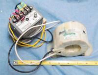 Yokogawa Electric Corp. Juxta Power Line Transducer w/ Midest Coil 2CT120B dq
