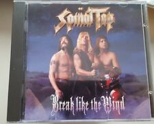 Spinal Tap - Break Like the Wind 1992 CD album new