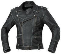 HELD Hot Road Lederjacke, Schwarz Used, 52, statt 399,95 €