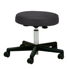 Pneumatic Rolling Drafting Stool-Adjustable, CFC-Free, Medical Spa Facial Chair