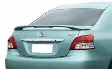 PAINTED TOYOTA YARIS FACTORY STYLE REAR WING SPOILER 2006-2013