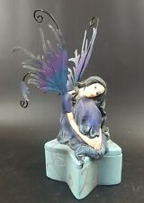 Nemisis Now Winged Gothic Night Fairy 5805 Some Day Trinket Ring Jewelry Box