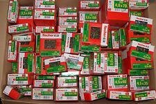 5 kg Fischer Schrauben Mix Set Spanplattenschrauben Holzschrauben 5kg Restposten