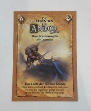 ●••Die Legenden von Andor••● ✩PROMO DAS LICHT DER FÜNFTEN STUNDE✩NEU! ESSEN 2018
