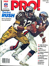 Pro! The Magazine of the NFL 1983