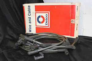 Delco Wire and Cable Ignition Set Gr. 2.239 12011423 368-K
