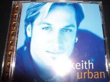 Keith Urban Self Titled (Australia) CD – New