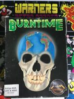 Commodore Amiga 500 1200 Burntime Game W/ Manual Boxed