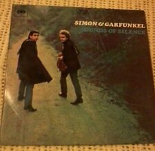 SIMON & GARFUNKEL SOUNDS OF SILENCE VINYL LP 1966 ORIGINAL AUST PRESS SBP 233314
