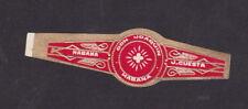 Ancienne Bague de Cigare Cigar Labels BN50620  Cuba J. Cuesta