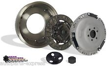 GEAR MASTERS STAGE 3 CLUTCH AND FLYWHEEL KIT FOR VW CABRIO GOLF GTI JETTA 2.0L